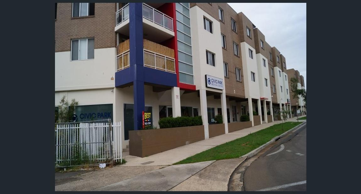 54/2-12 Civic Apartments Pendle Hill NSW 2145